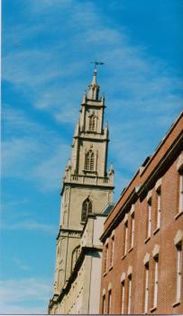 St Paul's Portland Sq Bristol