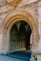 Bristol abbey gate