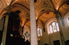 Inside Christchurch Bristol