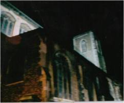 Norwich churches at night4