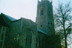 St John Ber St Norwich