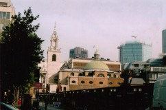 St Stephen Walbrook London
