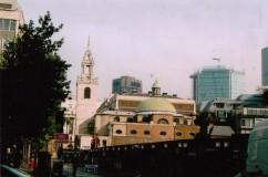 St Stephen Walbrook London